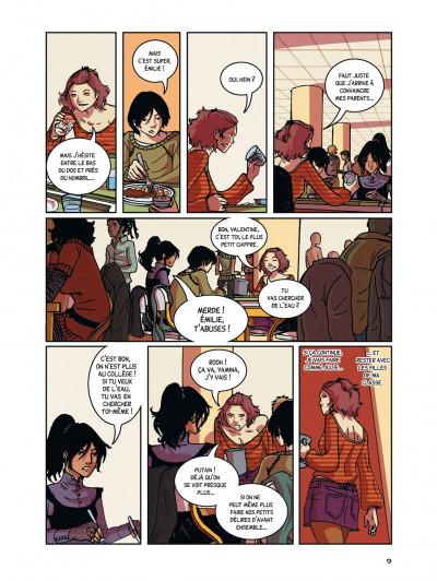 Page 9 Valentine tome 4