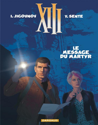 Couverture XIII tome 23 - Le Message Du Martyr