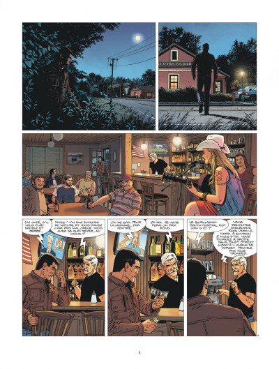 Page 3 XIII tome 23 - Le Message Du Martyr