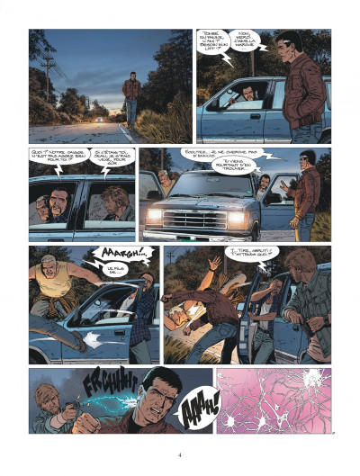 Page 4 XIII tome 23 - Le Message Du Martyr