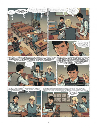 Page 6 XIII tome 23 - Le Message Du Martyr