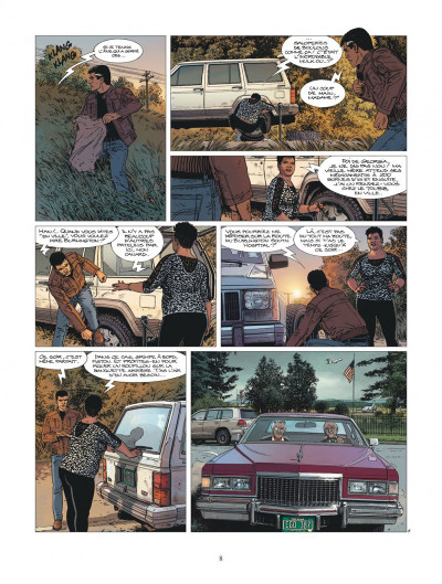 Page 8 XIII tome 23 - Le Message Du Martyr