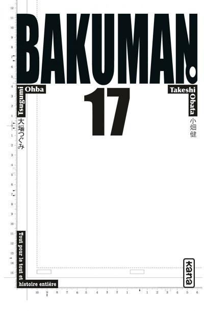 Page 3 Bakuman tome 17
