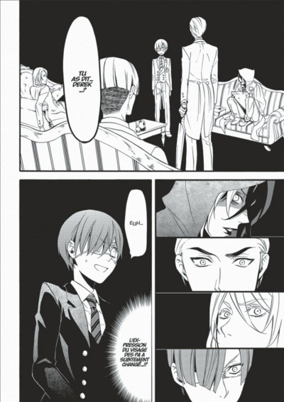 Page 4 black butler tome 16