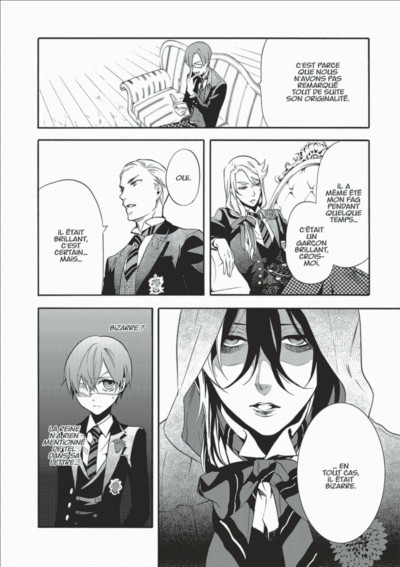 Page 6 black butler tome 16