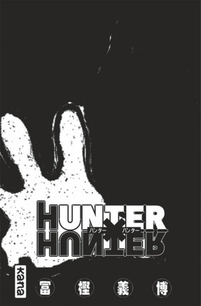 Page 3 Hunter X Hunter tome 33