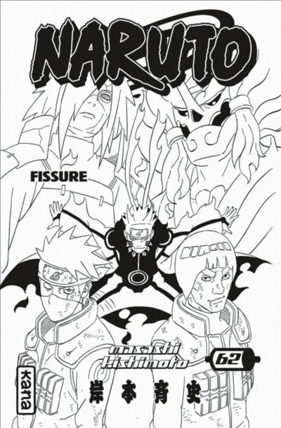 Page 3 Naruto tome 62