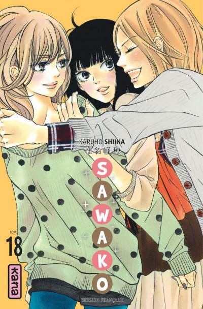 Couverture Sawako tome 18