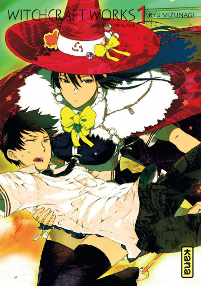 Couverture Witchcraft works tome 1