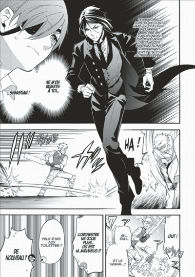 Page 5 Black butler tome 17