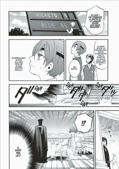 Page 6 Black butler tome 17
