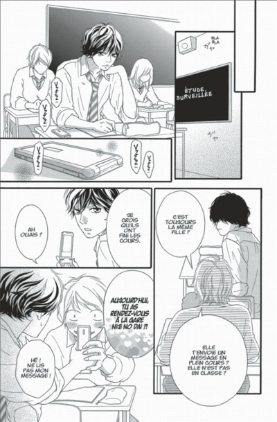 Page 9 blue spring ride tome 7