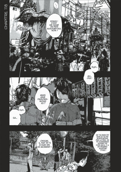 Page 3 I am a hero tome 11