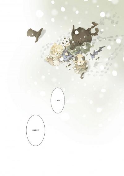 Page 3 le voyage de Kuro tome 4