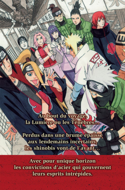 Page 9 Naruto Les liens - tome 1