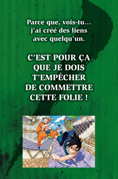 Page 2 Naruto les liens - tome 2