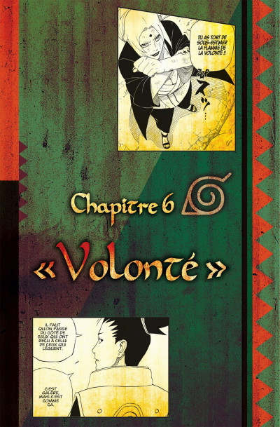 Page 5 Naruto les liens - tome 2