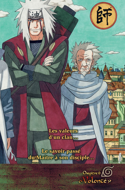 Page 6 Naruto les liens - tome 2