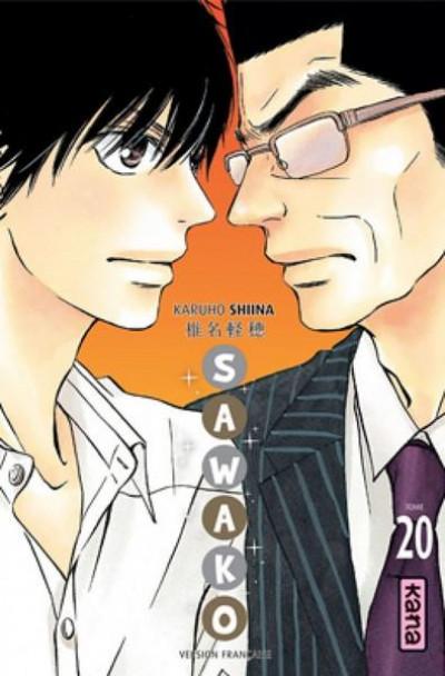 Couverture Sawako tome 20
