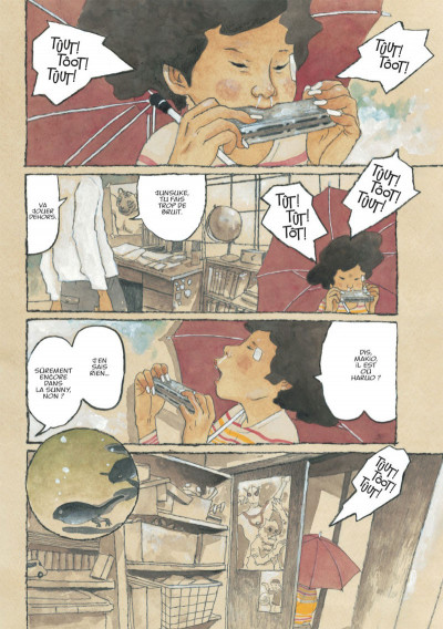 Page 9 Sunny tome 1