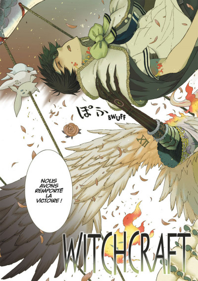 Page 3 Witchcraft works tome 3
