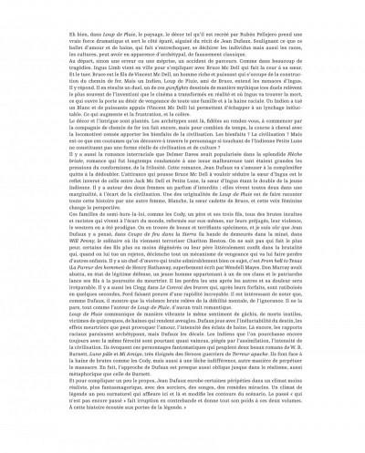 Page 4 Loup de Pluie - intégrale tome 1 et tome 2