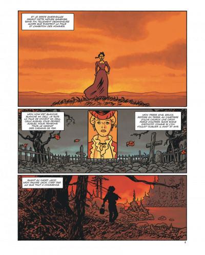 Page 7 Loup de Pluie - intégrale tome 1 et tome 2