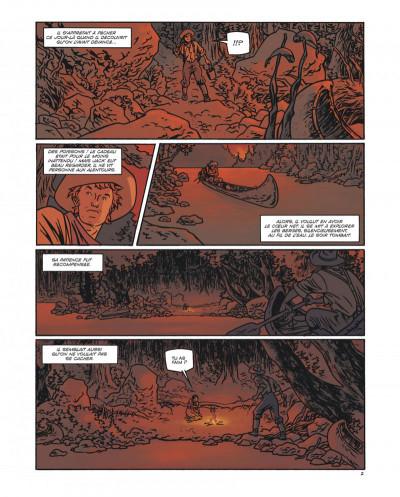 Page 8 Loup de Pluie - intégrale tome 1 et tome 2