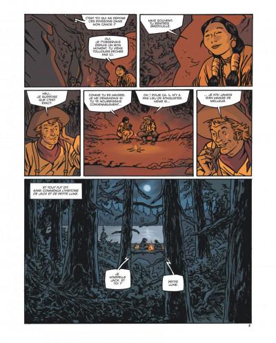Page 9 Loup de Pluie - intégrale tome 1 et tome 2