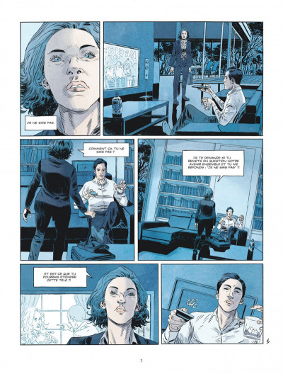 Page 3 Trahie tome 1