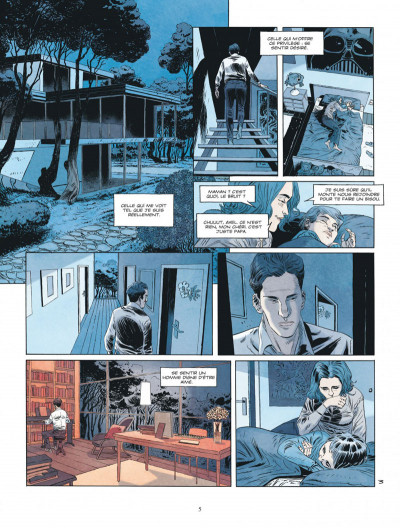 Page 5 Trahie tome 1