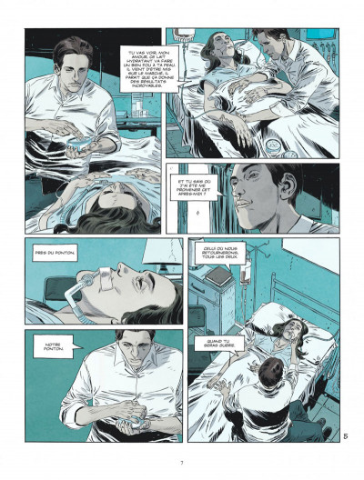 Page 7 Trahie tome 1