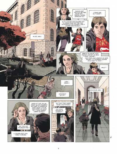 Page 8 Trahie tome 1
