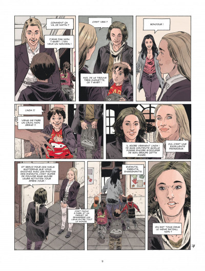 Page 9 Trahie tome 1
