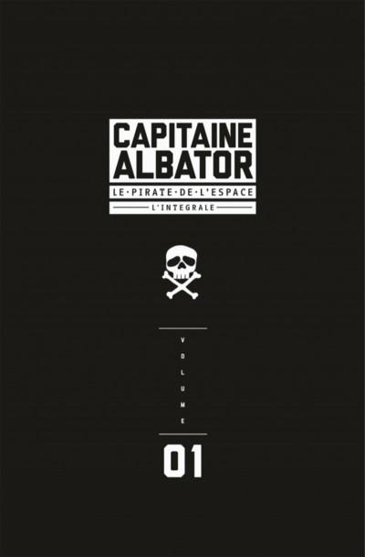 Page 3 capitaine Albator - le pirate de l'espace - intégrale