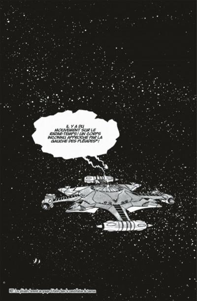 Page 5 capitaine Albator - le pirate de l'espace - intégrale