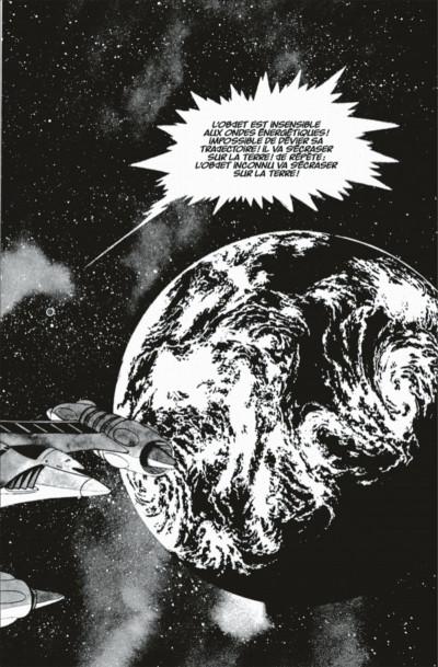 Page 6 capitaine Albator - le pirate de l'espace - intégrale