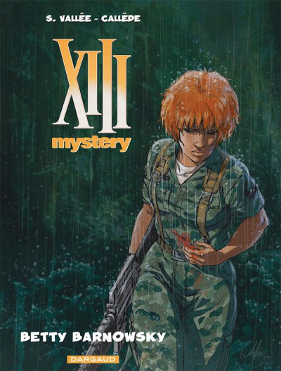 Couverture XIII mystery tome 7