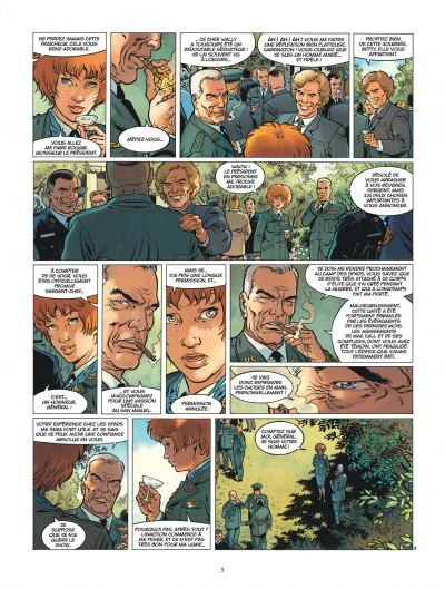 Page 5 XIII mystery tome 7