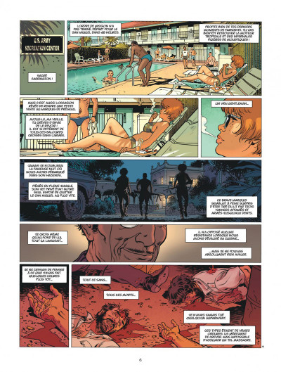 Page 6 XIII mystery tome 7
