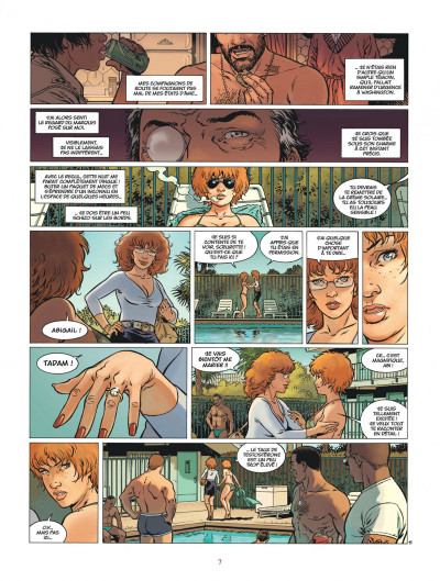 Page 7 XIII mystery tome 7