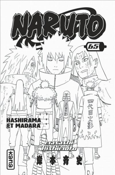 Page 3 Naruto tome 65