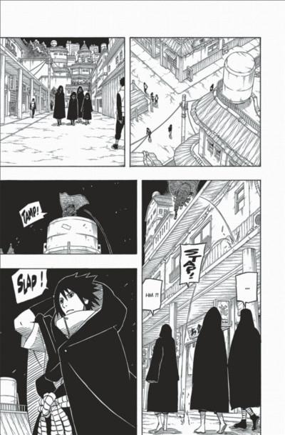 Page 9 Naruto tome 65