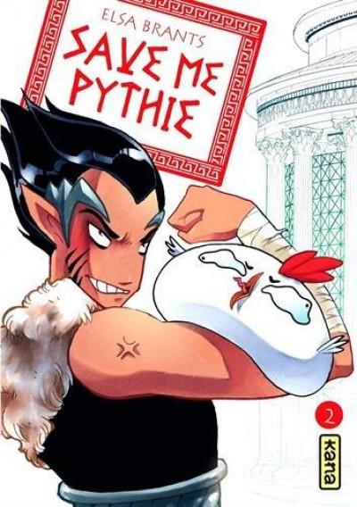 image de save me Pythie tome 2
