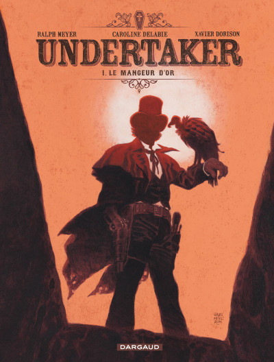 Couverture Undertaker tome 1