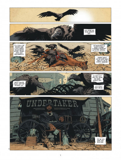 Page 3 Undertaker tome 1