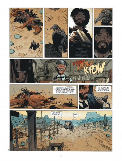 Page 5 Undertaker tome 1