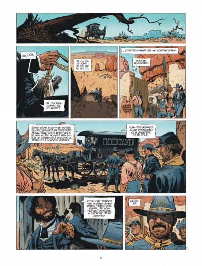 Page 6 Undertaker tome 1