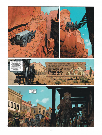 Page 7 Undertaker tome 1