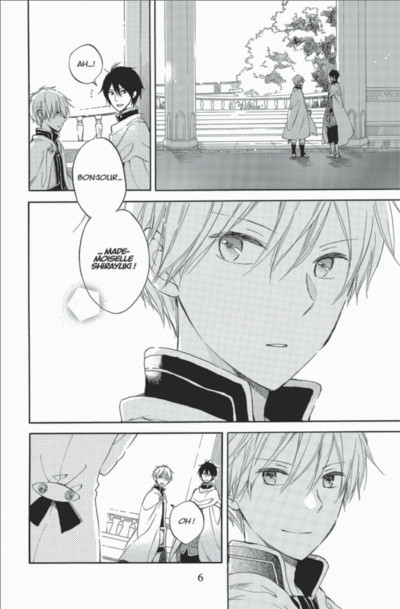 Page 6 Shirayuki aux cheveux rouges tome 11